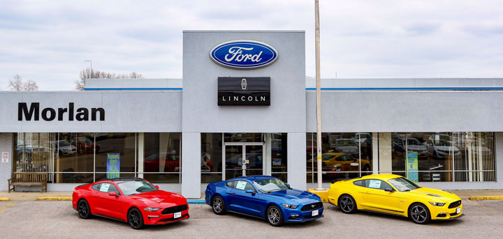 Morlan Ford Lincoln Shop Our Inventory By Dealership Location